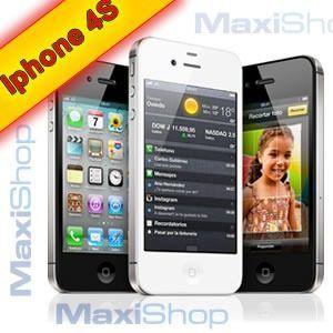 Celular Apple Iphone 4s 16Gb Apple Original Liberados De Fabrica imagen 0