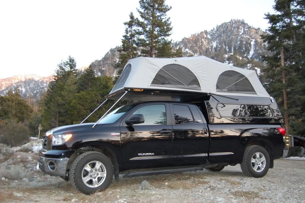 Flippac topper/camper