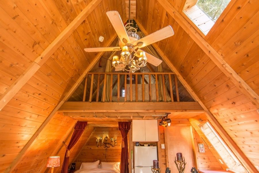 580 Sq. Ft. Off-Grid A-frame Cabin For Sale in Skykomish, WA