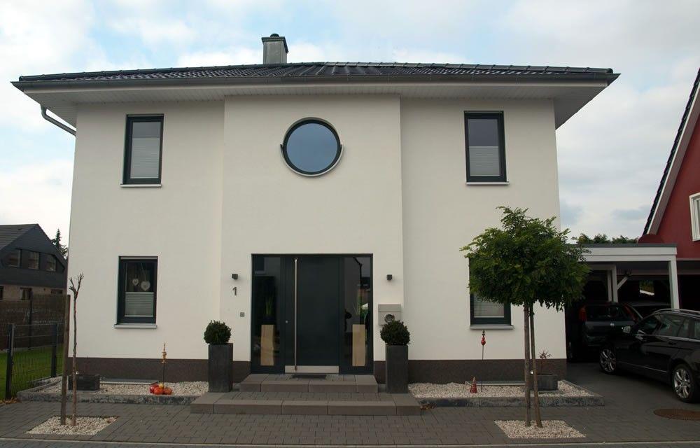 Stadtvilla mit freisitz architekt haus pinterest - Ernsting architekt ...