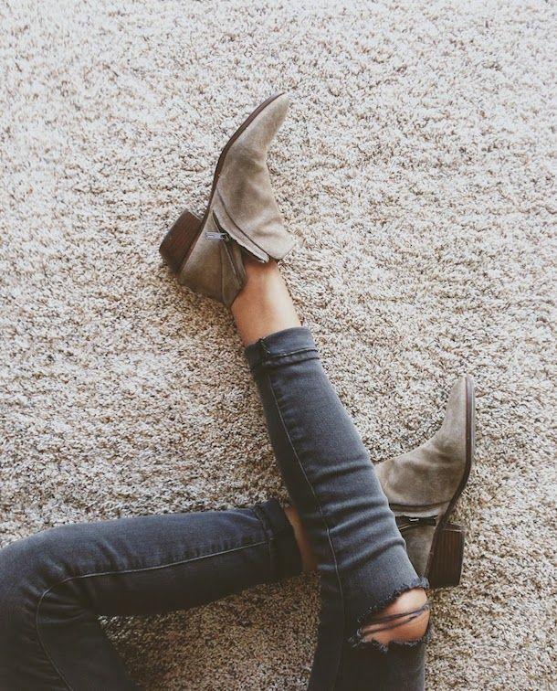 11 Best Ankle Booties DameklærSko, mote Dameklær Shoes, Fashion