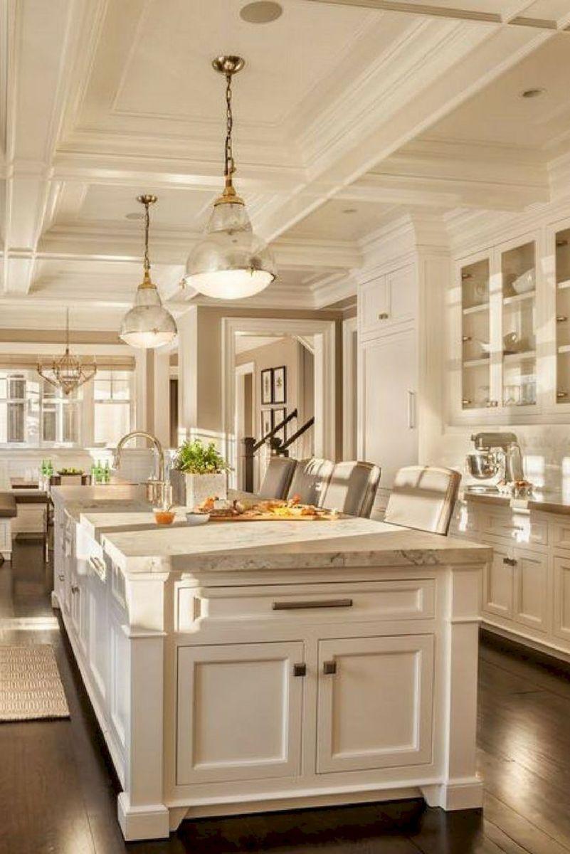Best 25 Beautiful White Kitchen Cabinet Makeover Design Ideas 400 x 300