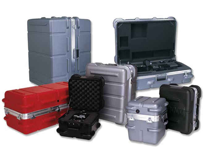 Plastic Shipping Cases (With images) Aluminum molding