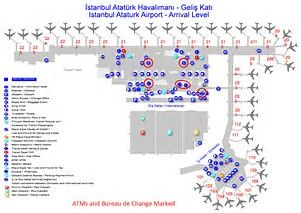 ataturk international airport map Image Result For Istanbul Ataturk Airport Terminal 1 Istanbul ataturk international airport map
