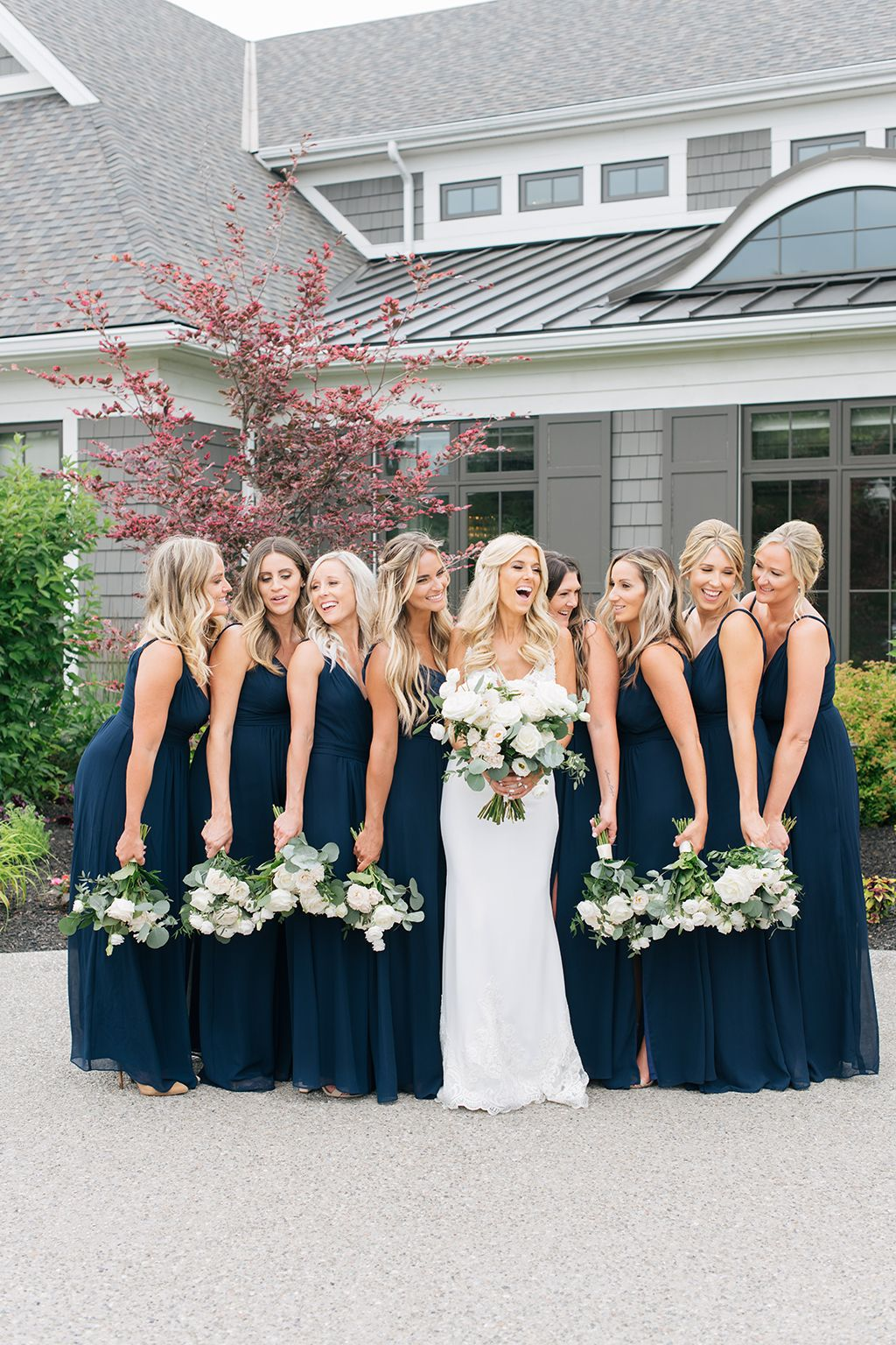 Wedding bridesmaid