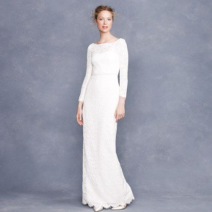 The Perfect Wedding Gowns For Each Season