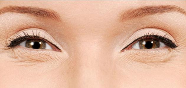 أسباب و علاج الخطوط تحت العين Wrinkle Remover Crepey Skin Skin Color Tattoos