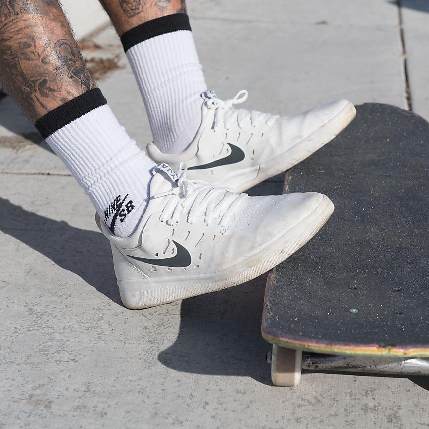 a5c94a5d3d52 Nike SB Nyjah Men s Skateboarding Shoe