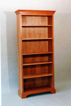 Basic Bookcase Joseph Van Benten Furnituremakers Wooden