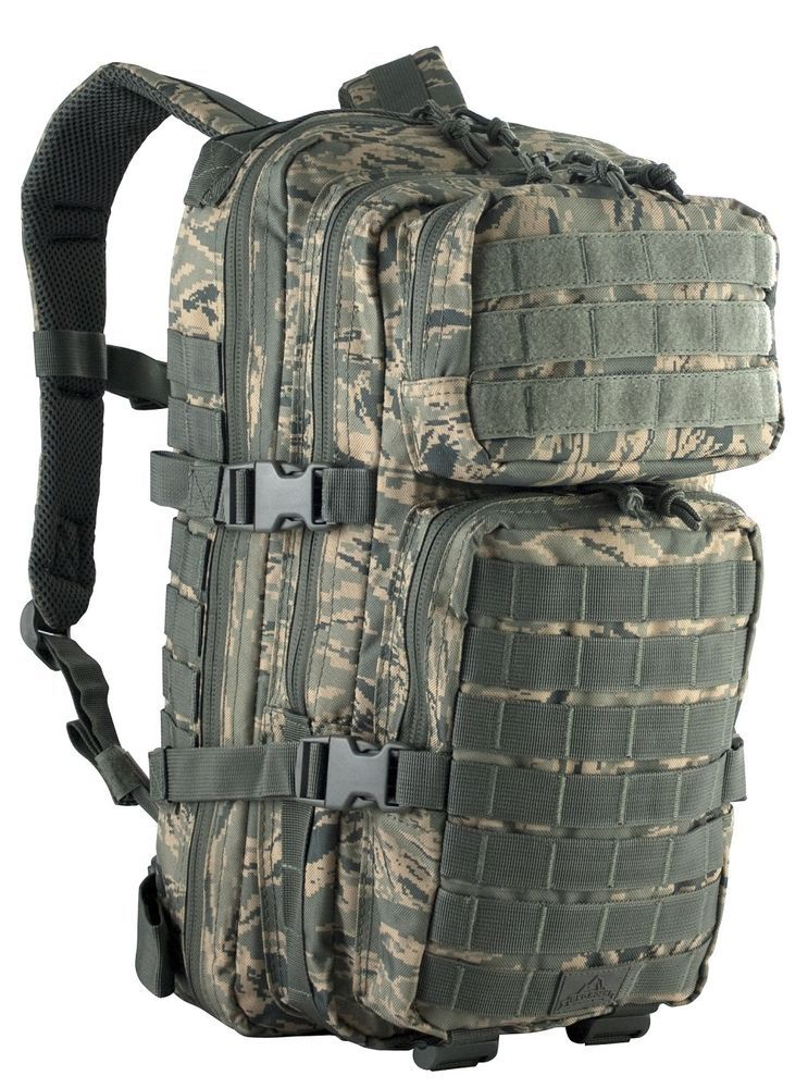 Military US Air Force ABU 3Day Molle Tactical Assault
