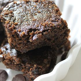 Fit and Fun: 10 Healthy Brownie Recipes That Make a Diet Seem Decadent