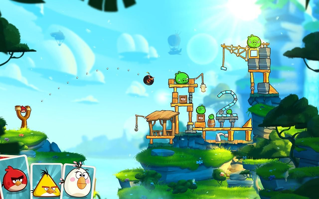 Download Angry Birds 2 Mod Apk Unlimited Money Free For Android