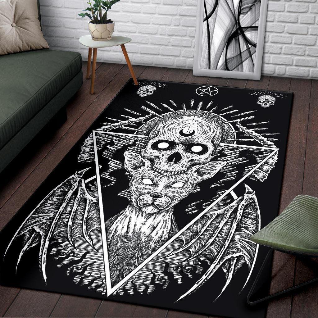 Pin On Gothic Satanic Skull Decor Copyrights 2020