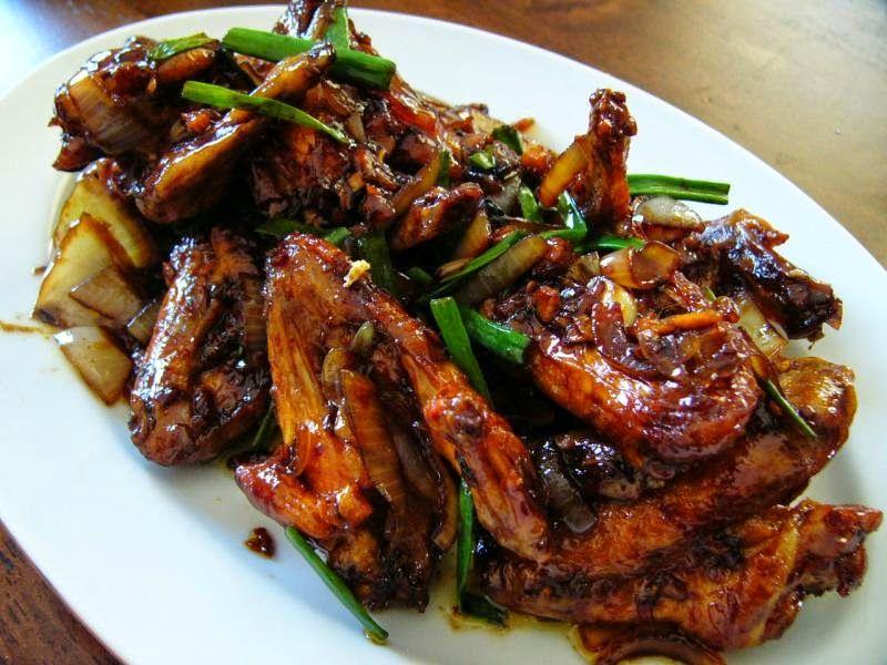 Resep Ayam Goreng Mentega Resep Aneka Ayam Resep Ayam Resep Sayap Ayam Resep Masakan