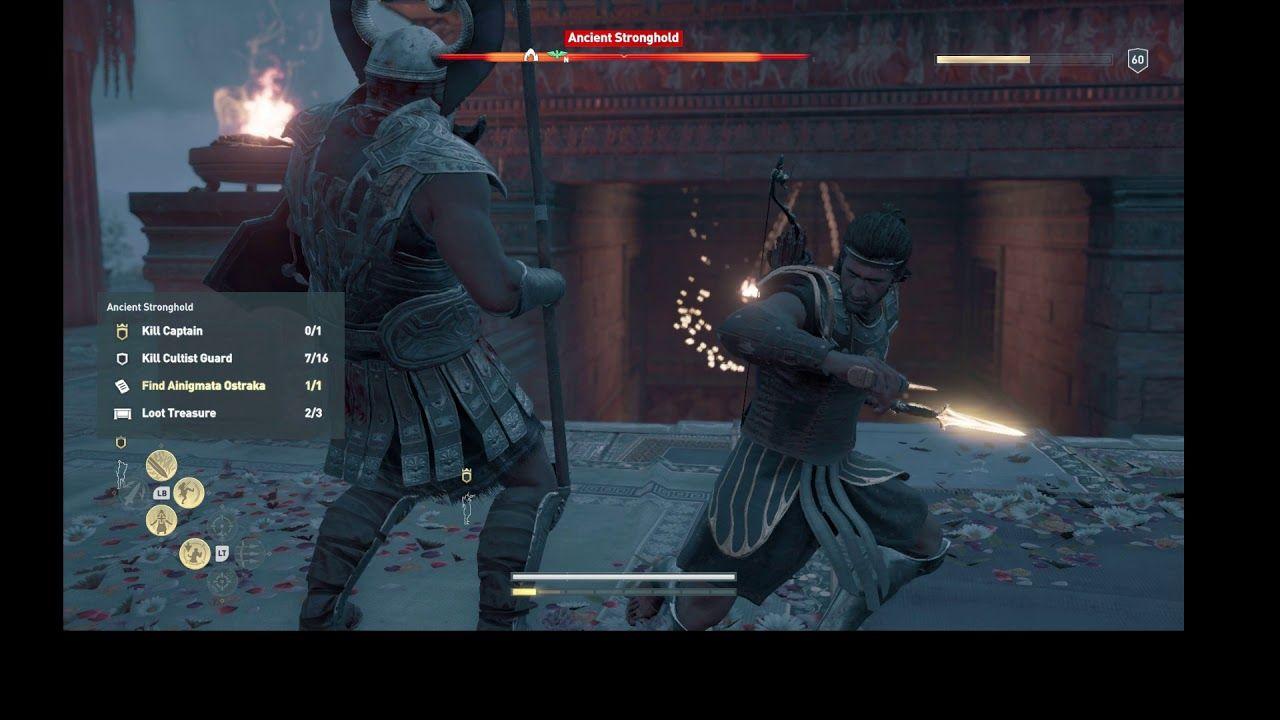 assassins creed odyssey minotaur quest