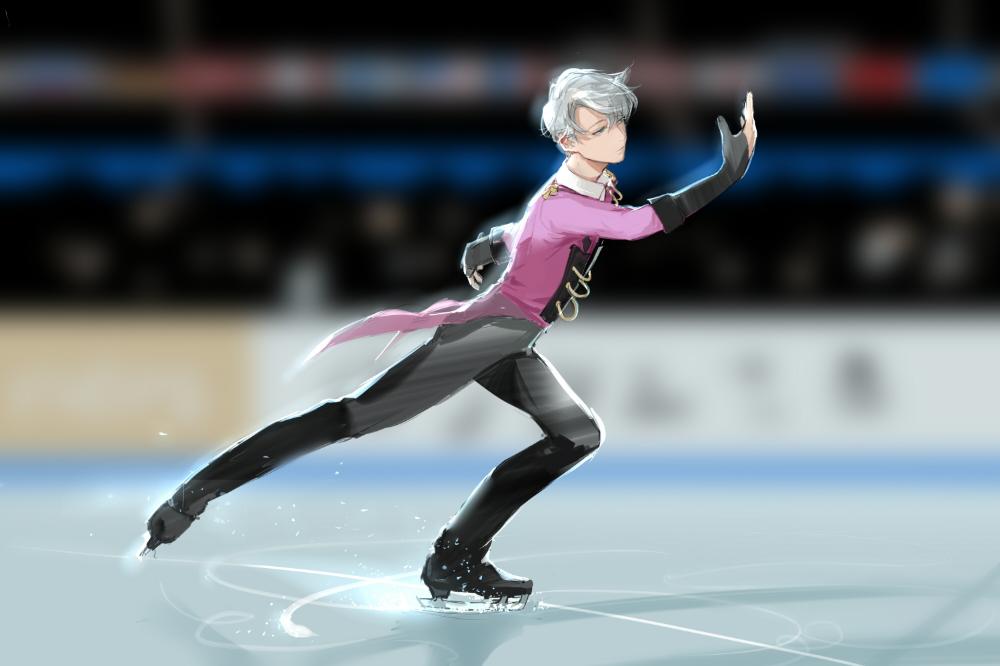 Viktor-nikiforov-yuri-on-ice-skating-anime-12096