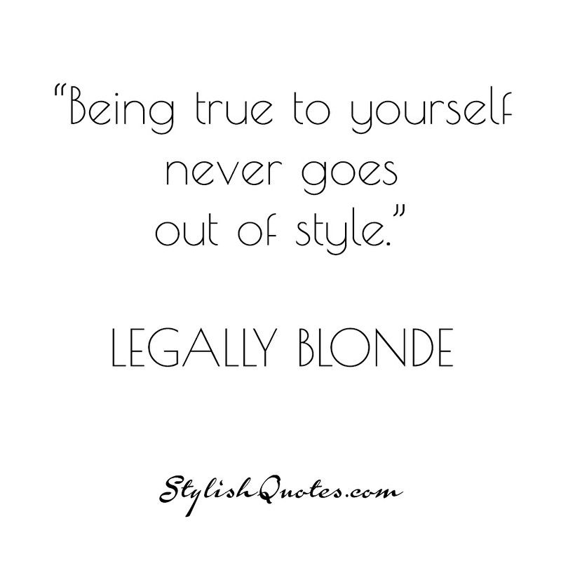 Being True To Yourself Never Goes Stylishquotes Com Be True To Yourself Inspirational Quotes Motivation True