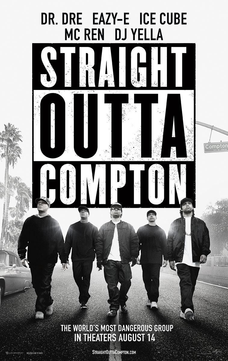 Straight Outta Compton WOW So Much More Than I Expected Kudos To