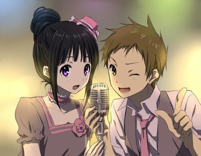 Chitanda & Fukube
