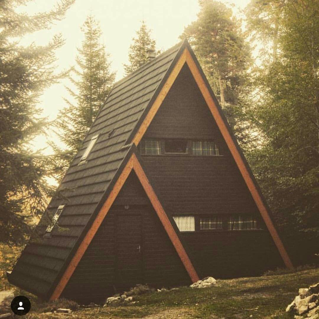 Pin von PV-design auf A R C H I T E C T U R E | Pinterest | Hütten ...