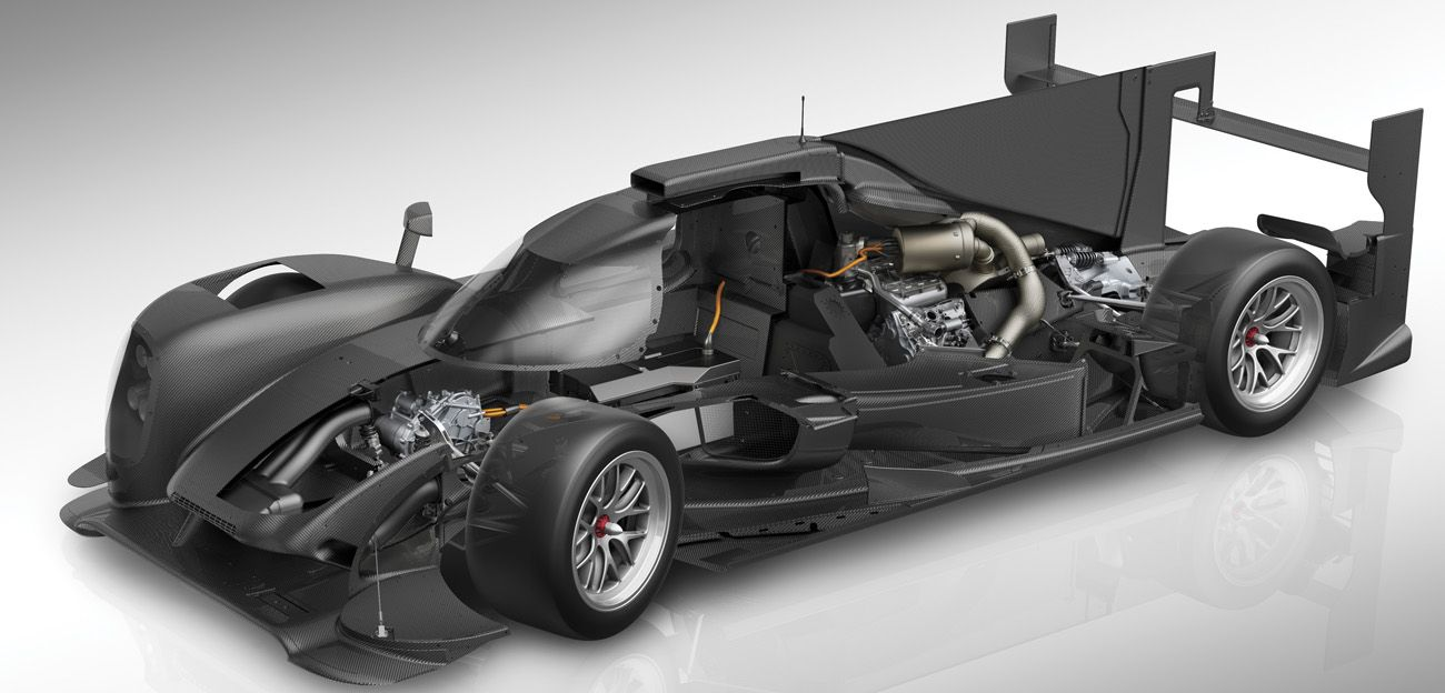 how porsche s stunningly complex hybrid le mans race car works rh pinterest com