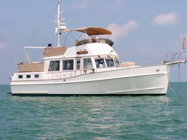 Grand Banks 42 Heritage Motor Yacht Grand Banks 42 For Sale Grand Banks Yachts Yacht Boat Yacht