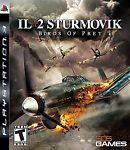 IL-2: Sturmovik: Birds of Prey  (Sony Playstation 3, 2009)