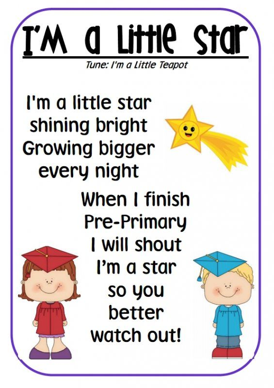 cute poem for students to perform at a graduation ceremony print rh pinterest com