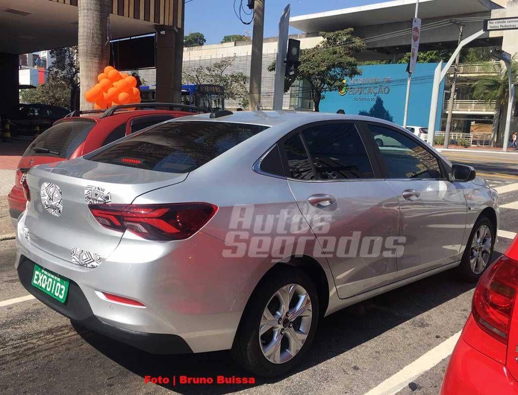 Flagra Sem Camuflagem Chevrolet Onix Sedan E Mais Cruze Que Prisma Rodas De Aco Rodas Aro 16 Flagra