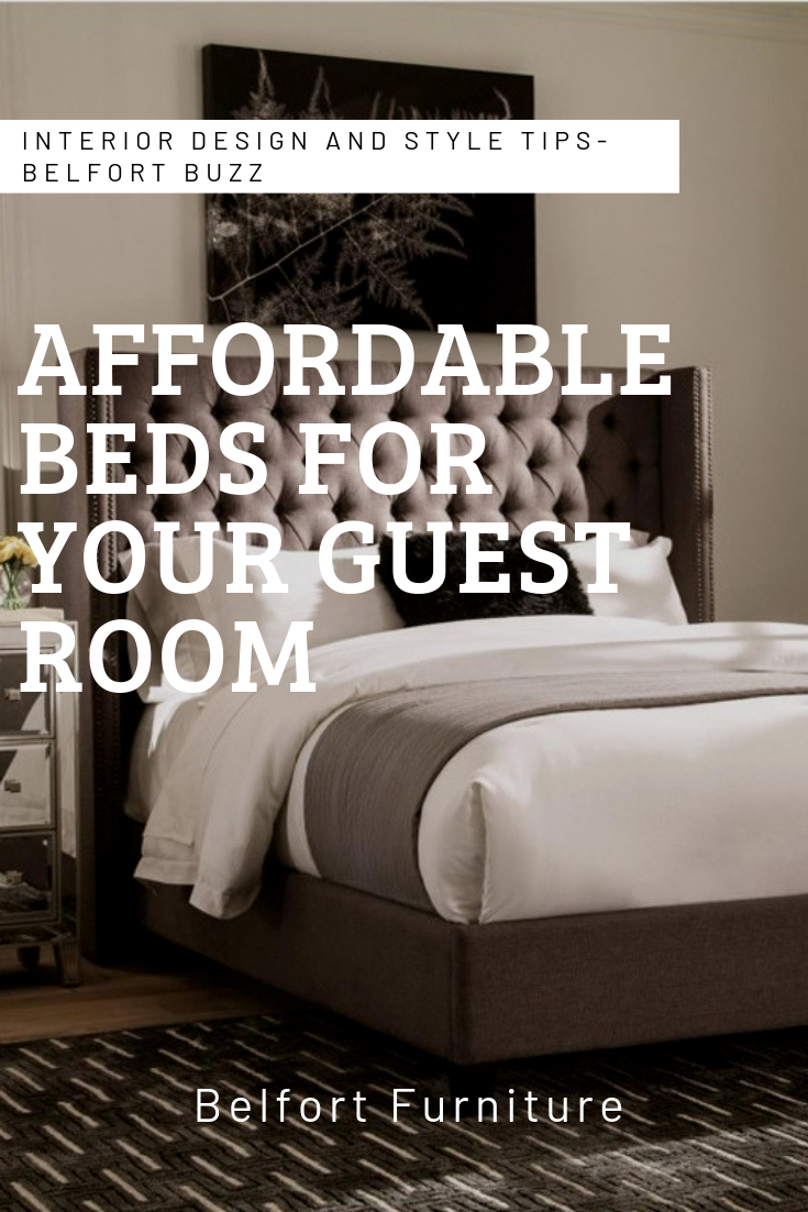 Affordable Beds For Your Guest Bedroom With Images Affordable Bedding
