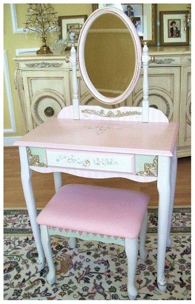 Girl Vanity Sets & Girl Vanity Sets | Kids | Pinterest | Girls vanity set Girls vanity ...