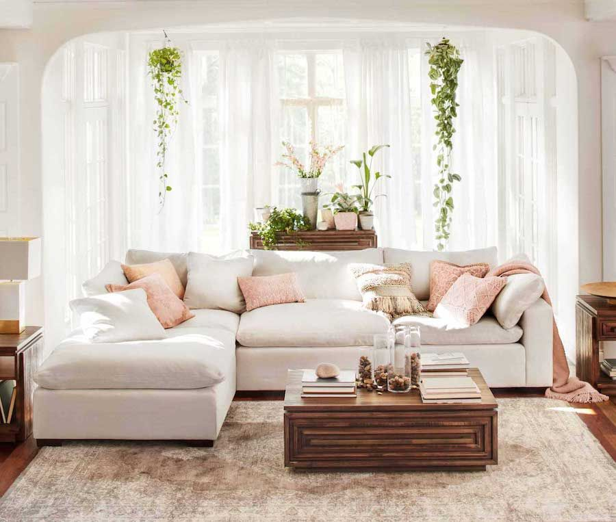 4 layouts that create a successful living room houses inside rh pinterest com