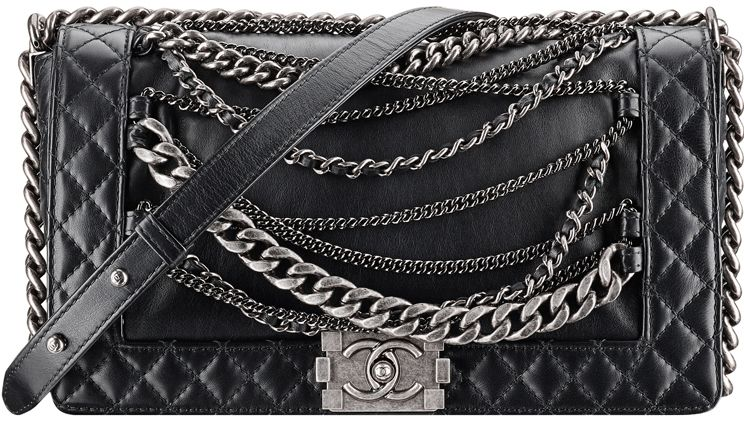 730e48ff6bb2 Chanel Fall Winter 2013 Bag Collection Complete | bags | Chanel boy ...