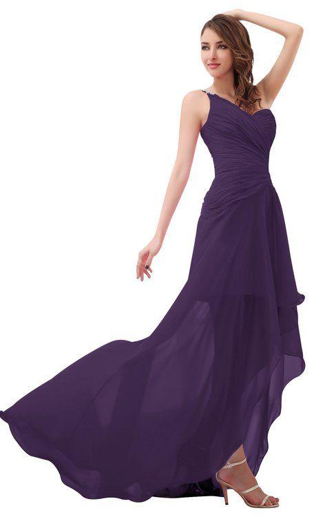 926ce9fd797d ColsBM Alana - Chinese Violet Bridesmaid Dresses   A1   Bridesmaid dresses,  Plum bridesmaid dresses, Burgundy bridesmaid dresses