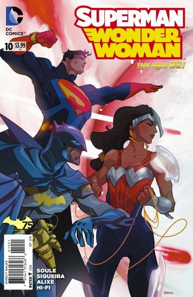 'Superman/Wonder Woman' No. 10 preview: Man of Steel battles mutation | Hero Complex – movies, comics, pop culture – Los Angeles Times