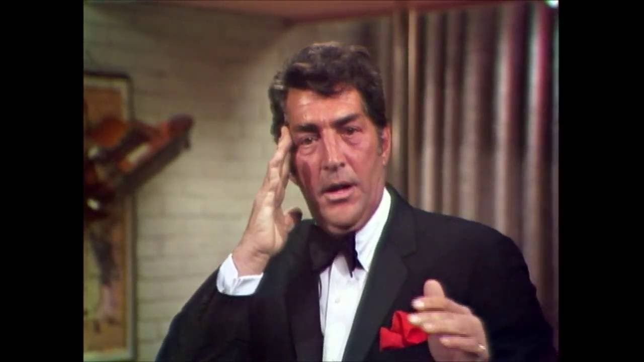 Dean martin compilation of 26 songs in his variety show