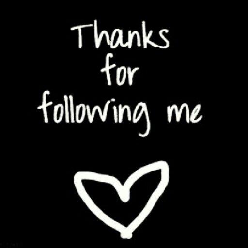Follow me I follow back ☆♡