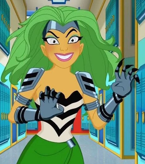 Mad Harriet (DC Super Hero Girls) | comics: dc | Dc super hero girls