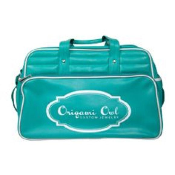 Authentic Origami Owl Weekend Bag