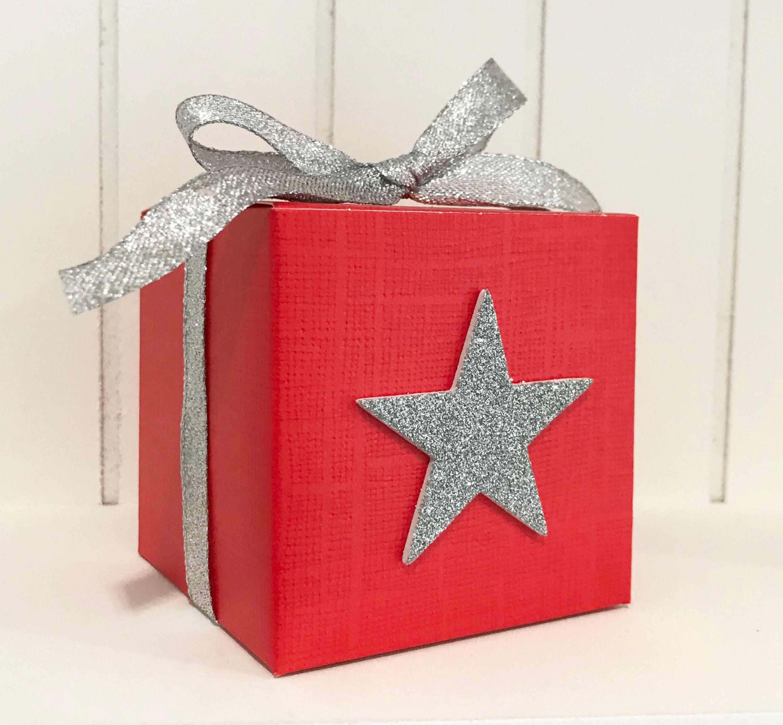 Wrapping Gifts Geschenkschachtel fr Weihnachten in