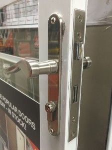 Rekeying An Anderson Door Lock Blog Anderson Doors Exterior