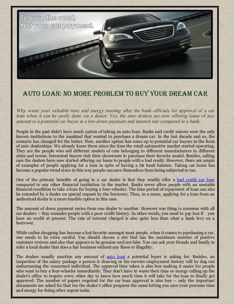 Why Waste Your Valuable Time And Energy Running After The Bank Officials For Approval Of A Car Loan When It Can Be Easily Done Car Loans Car Payment Car Buyer