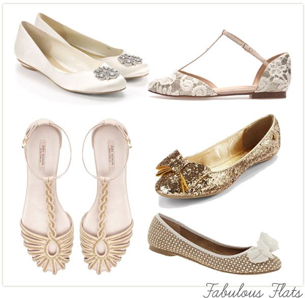 Beautiful Budget Bridal Shoes - High Street's Finest Shoes ...