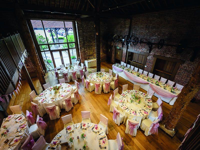 barn wedding venue london%0A Gaynes Park  The Perfect Venue For An Autumn Winter Wedding