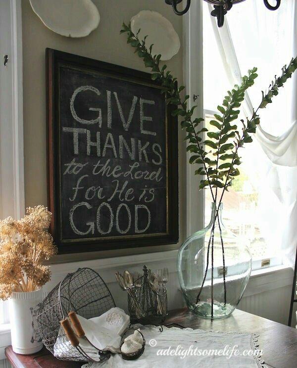 Small framed chalkboard | Chalkboard Accents | Pinterest ...