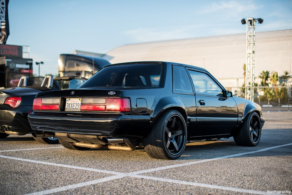 Ford Mustang 5.0 Fox Body