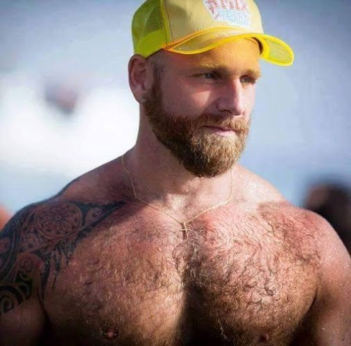 Hairy and Hunky - Bears / Cubs / Bull / Otter / Wolf ... - photo#17