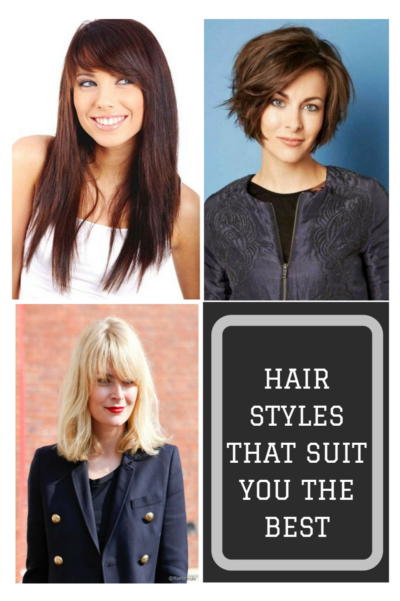 how to select a hairstyle that suits you