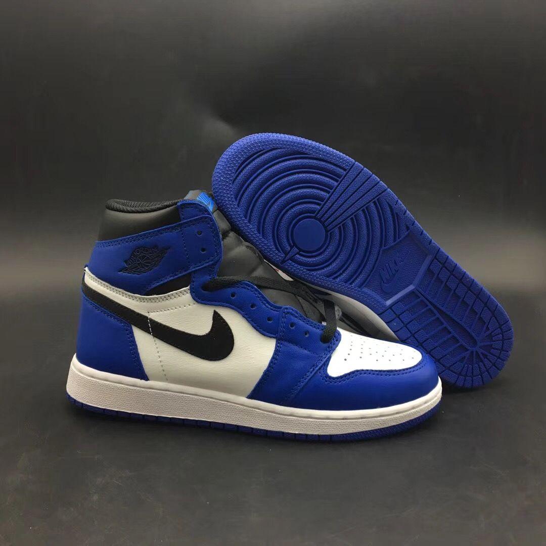Jordan 1 Retro High Og Game Royal Jordan Shoes Retro Air