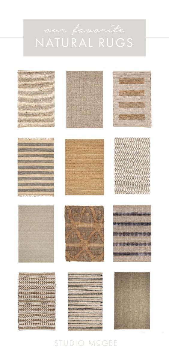 Wood Floor Rug